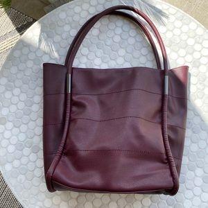 Neiman Marcus Fall Shoulder Bag in Plum